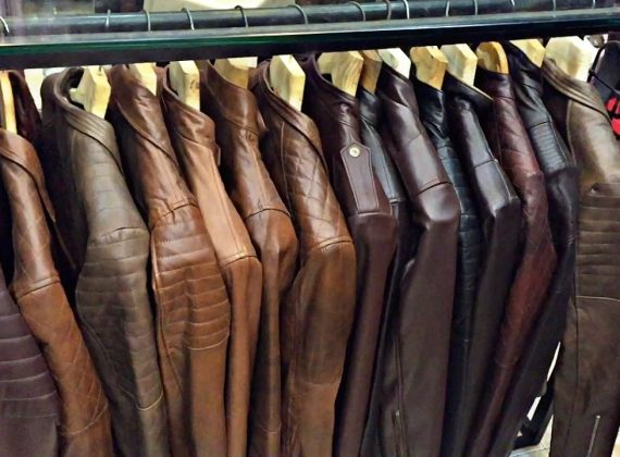 Địa chỉ bán áo da thật ở Hà Nội