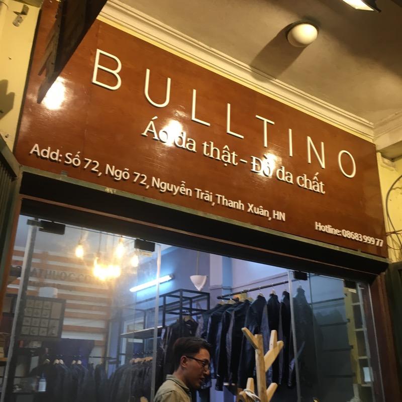 cửa hàng bán áo da thật ở Hà Nội