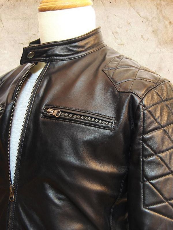 Điều gì khiến cho áo da đẹp nam là sự lựa chọn hàng đầu của nam giới?