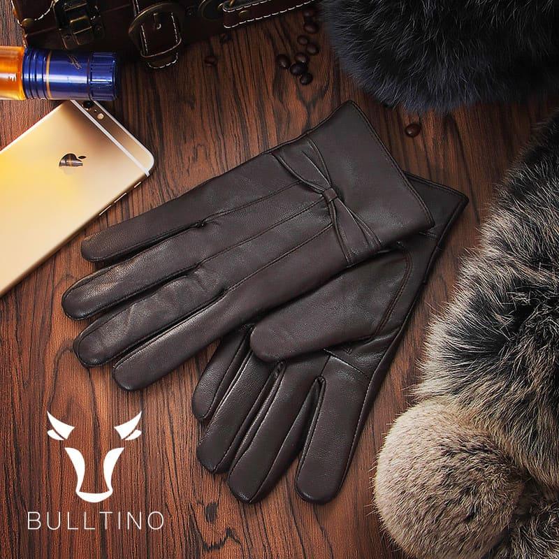 Găng tay nữ da thật thiết kế đẹp trẻ trung năng động