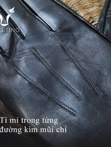 Găng tay da cao cấp